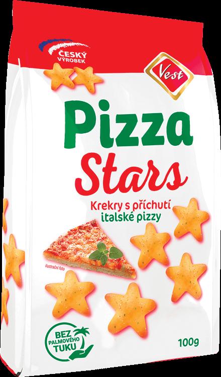 Pizza Stars 90g