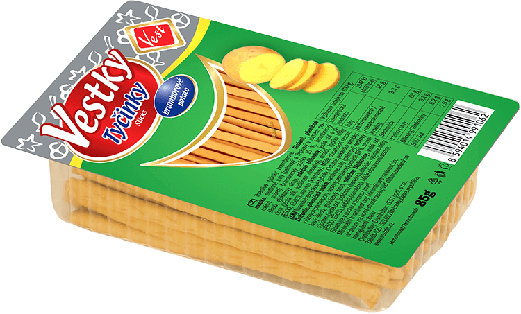 Vestky potato sticks 85g