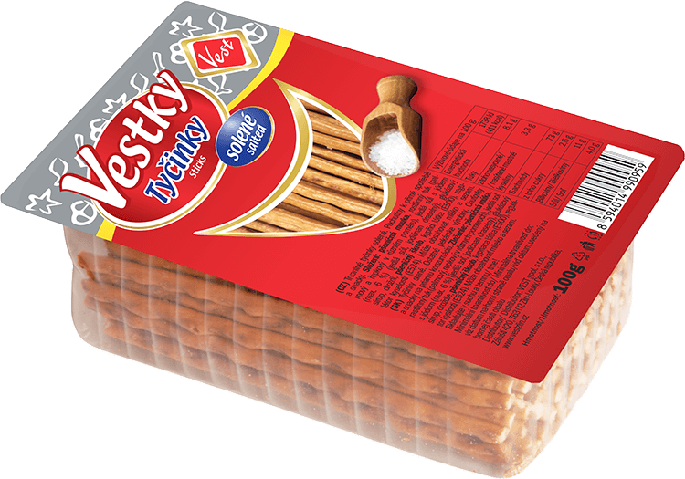 Vestky salted sticks 100 g